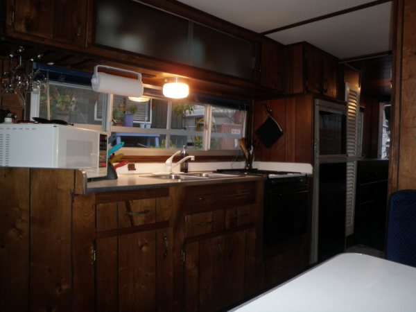 Wild Thing Galley